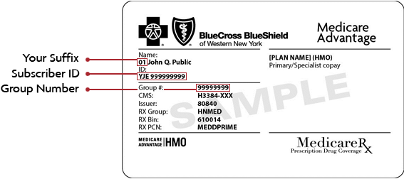 Group Number On Insurance Card Nyship - Medicare Retiree ...