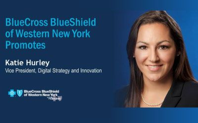 BlueCross BlueShield Promotes Katie Hurley to VP, Digital Strategy & Innovation