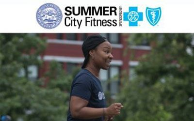 Mayor Brown and BlueCross BlueShield Bring Back Free Outdoor Fitness